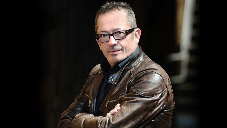 """François Roux, auteur de """"Le bonheur national brut"""" (Albin Michel)  (David Ignaszewski/koboy )"""