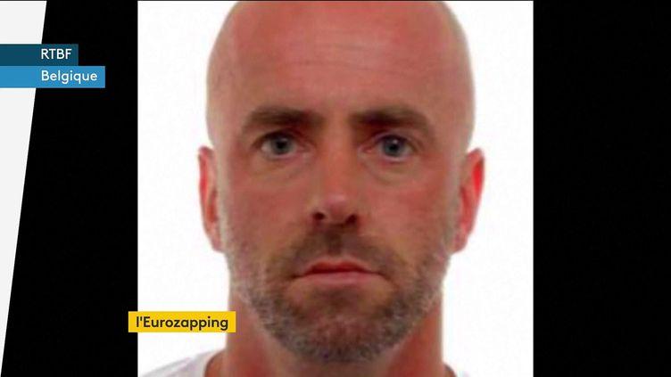 Cet homme est traqué en Belgique (FRANCEINFO)