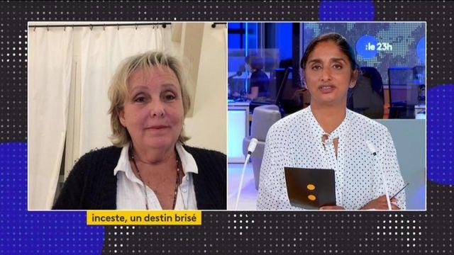 """Inceste : """"Il faut absolument se réjouir de ce qui se passe au Parlement"""", estime Marie-Pierre Porchy"""