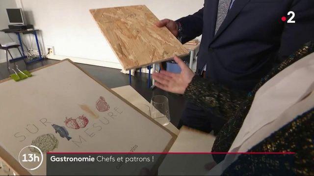 Gastronomie : quand les apprentis chefs apprennent à gérer leur futur restaurant