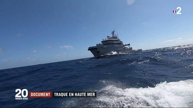 Polynésie : comment l'armée française traque les pêcheurs illégaux