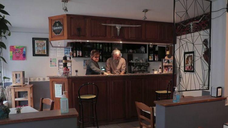 Nièvre : une opération pour accompagner des gérants de cafés et redynamiser les villages (FRANCE 2)