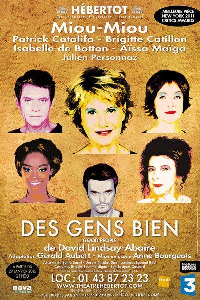 (Théâtre Hébertot)