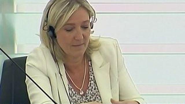 """Le paysage politique français réagit au """"non"""" grec"""