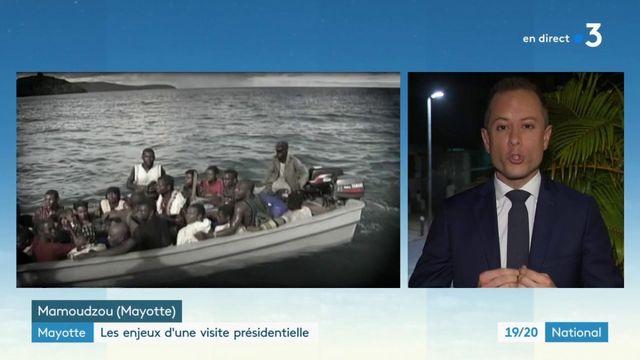 Mayotte : quels sont les enjeux de la visite présidentielle ?