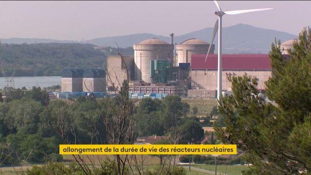 Nucléaire : la vie des réacteurs les plus anciens prolongée de dix ans