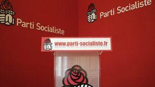 Le Parti socialiste ne souhaite pas reproduire les débats de la primaire de 2006 où les candidats ne pouvaient s'adresser la parole. (AFP PHOTO - JOEL SAGET)