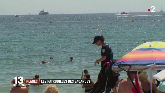 Vacances : la mission des brigades des plages