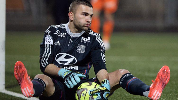 Anthony Lopes, le gardien de Lyon.