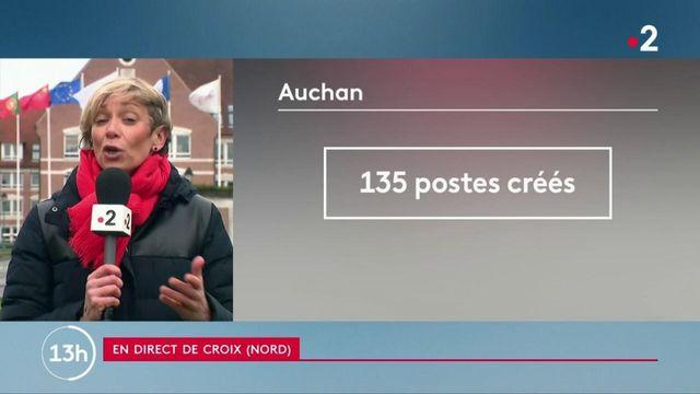 Auchan : l'enseigne annonce la suppression de 517 emplois