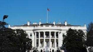 La Maison blanche, à Washington (Etats-Unis), le 28 décembre 2017. (MANDEL NGAN / AFP)