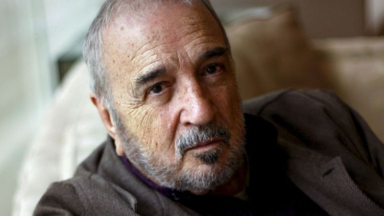 Jean-Claude Carrière à Barcelone, le 19 janvier 2009 (XAVIER BERTRAL / EPA / MAXPPP)