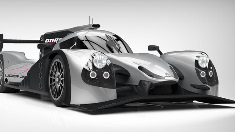 La Ligier JS P2