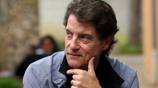 Francis Cabrel à Astaffort (Lot-et-Garonne), le 1er octobre 2009. ( MAXPPP)