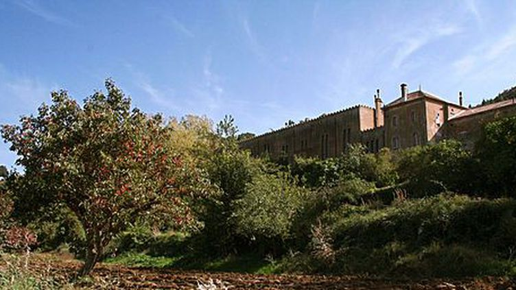 Le monastère de Thibirine, en Algérie, où furent enlevés sept moines, le 26 mars 1996. (Wikimedia commons)