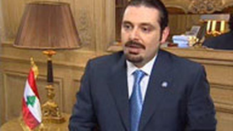 Saad Hariri (archives) (© France 2)