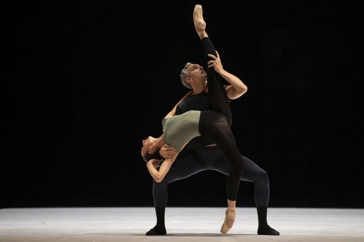 Répétitions du ballet Coppél-I.A. (Alice Blangero)