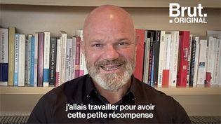 VIDEO. Les moments qui ont changé la vie de Philippe Etchebest (BRUT)