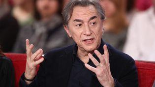 Richard Berry sur France 2 en 2014. (MAXPPP)