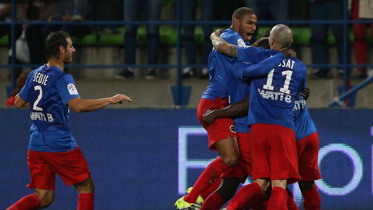 Pour son dernier match de l'année, Caen peut-il faire tomber Paris? (CHARLY TRIBALLEAU / AFP)