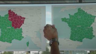 Jeudi 28 mai, Édouard Philippe doit annoncer les conditions de la seconde phase du déconfinement. Les régions placées en rouge le 7 mai vont-elles être en vert? (France 3)
