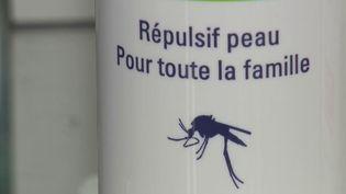 L'Agence de sécurité sanitaire a préconisé une meilleure prise en compte des conseils d'utilisation des produits chimiques fréquents dans les maisons. (FRANCE 3)