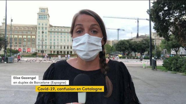 Coronavirus : la Catalogne dans l'impasse