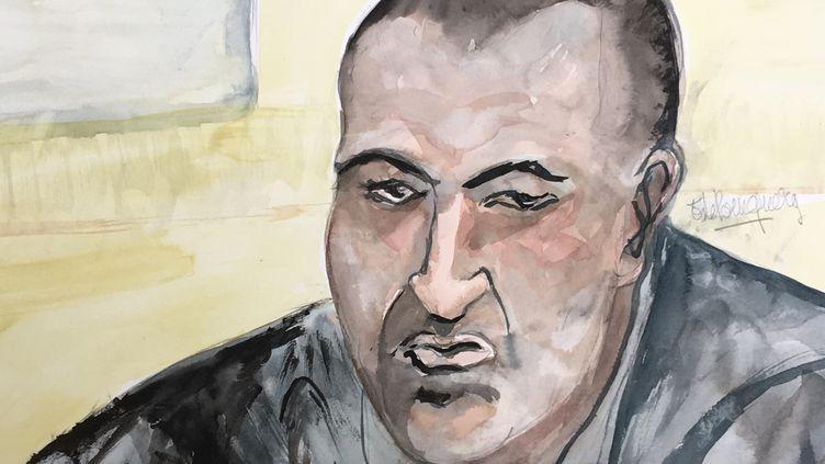 La cour des assises de Bobigny a estimé, vendredi 15 janvier, que Damien Saboundjian avait agi en état de légitime défense. (ELISABETH DE POURQUERY / FRANCETV INFO)