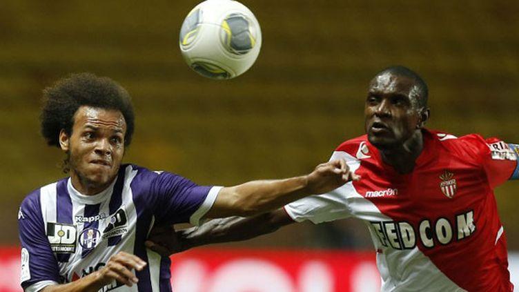 Monaco face à Toulouse