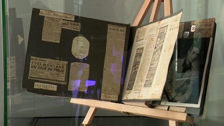 Le journal intime d'Yves Montand (S. Garat / France Télévisions)