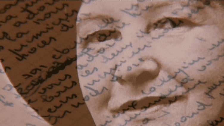 """""""Püppchen"""" la muse éternelle de Georges Brassens à l'espace Georges Brassens de Sète  (France 3 / Culturebox / capture d'écran)"""