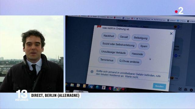 Antisémitisme sur internet : la France pourrait prendre exemple sur l'Allemagne
