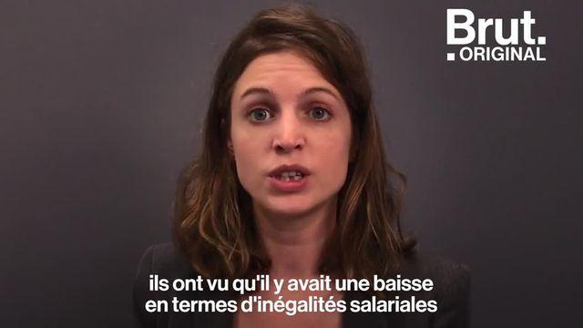 Rebecca Amsellem, du collectif Les Glorieuses, propose des solutions concrètes pour remédier aux inégalités professionnelles entre les femmes et les hommes.