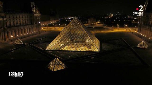 VIDEO. Philippe Auguste, François 1er, Henri IV, François Mitterrand, Emmanuel Macron... Une brève histoire du Louvre