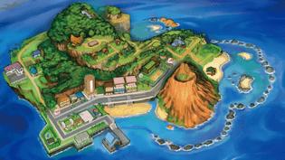 Pokémon Soleil et Lune (NINTENDO)
