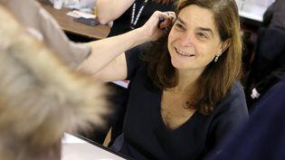 Héloïse d'Ormesson, le 7 novembre 2014, à Brive-la-Gaillarde (Corrèze). (DIARMID COURREGES / AFP)