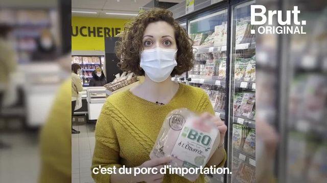 Nitrites, antibiotiques, bien-être des cochons… Voilà comment bien choisir son jambon et décrypter les étiquettes souvent obscures des emballages, avec Marion Wintergerst de CIWF France.