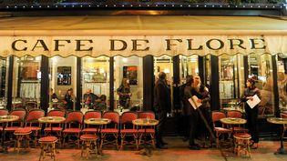 Le prix sera remis au Café de Flore le 10 novembre.  (BFA/SIPAUSA/SIPA)