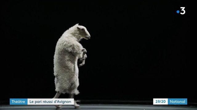 Théâtre : pari réussi pour le festival d'Avignon