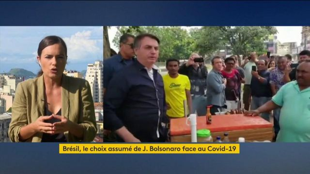 Coronavirus : pas de mesures drastiques au Brésil, qui ne veut pas dégrader son économie