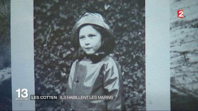 Affaire de famille : chez les Cotten, on habille les marins depuis un demi-siècle
