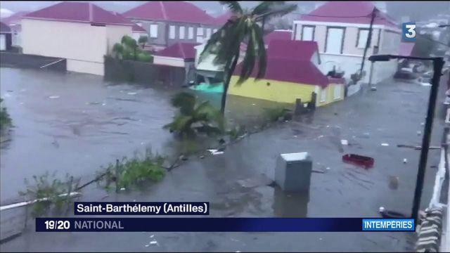 Ouragan Irma : à Saint-Martin et Saint-Barthélemy, des images de désolation