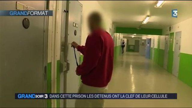 Prison : les détenus ont la clef de leur cellule