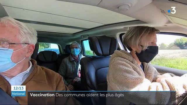 Vaccin contre le Covid-19 : ces élus des zones rurales qui prennent les choses en main