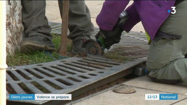 """Gilets jaunes"" : Valence se prépare"