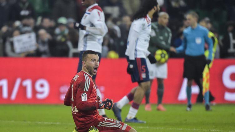 (ROMAIN LAFABREGUE / AFP)