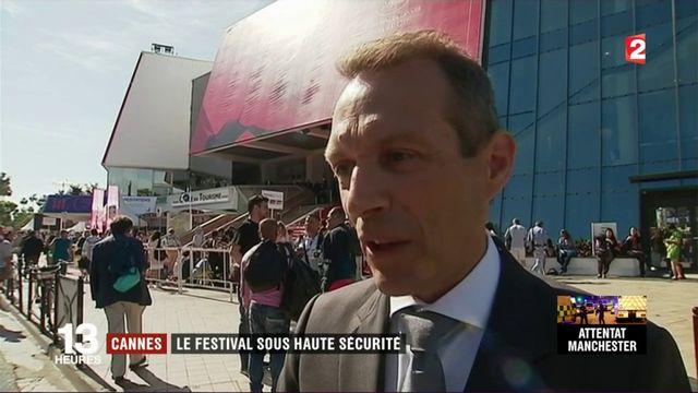 Cannes : le festival sous haute sécurité