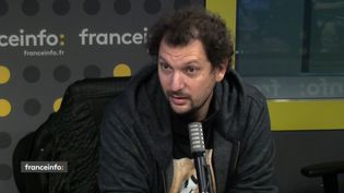 "Eric Antoine, juré à l'émission d'M6, ""La France a un incroyable talent"". (CAPTURE D'ECRAN DAILYMOTION)"