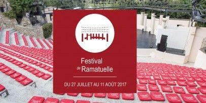 Extrait de l'affiche du Festival de Ramatuelle  (France Télévision/culturebox)