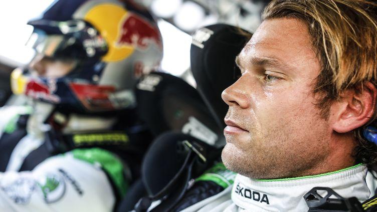 Andreas Mikkelsen va reprendre du service avec Citroën (FRANCOIS FLAMAND / DPPI MEDIA)